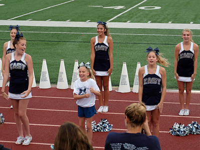 Emma JV Cheerleading 9-1-16