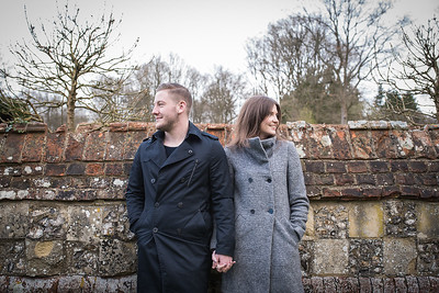 Emma & Jack Pre-Wedding Shoot