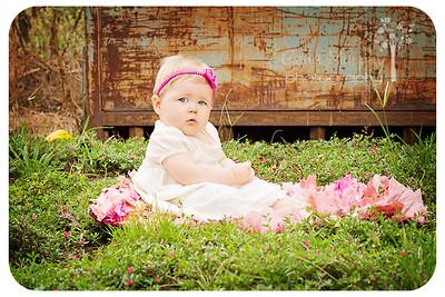 Emma Caroline- 9 Months