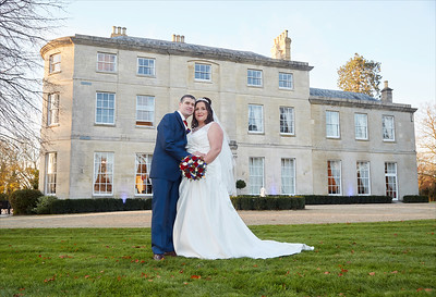 Emma & Paul 25x35cm Album - Eastington Park