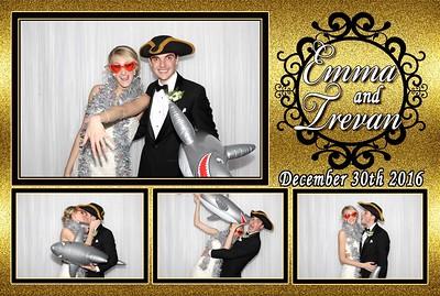 Emma and Trevan's Wedding