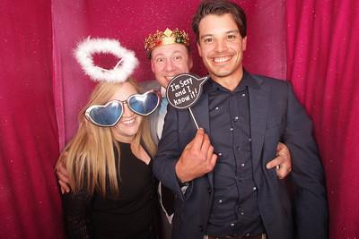 Emma & Anthony Photobooth Photos