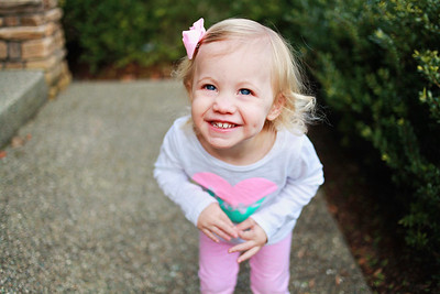 Emmalyn's 2 Year Pictures