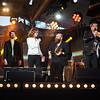 Victoires du jazz - Thomas de Pourquery Supersonic © Emmanuelle Vial 2014