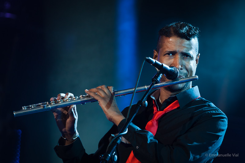 Magic Malik Orchestra © Emmanuelle Vial 2014