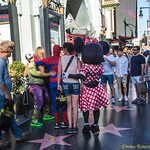 Hollywood Walk of Fame #1 (Or: My Day With Minnie)