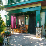 Come and Sit a Spell: Front Porch at DragonflyHill Urban Farm Community