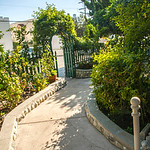 Down a Garden Path at DragonflyHill Urban Farm Community​.