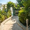 Down a Garden Path at DragonflyHill Urban Farm Community.