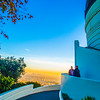 Griffith Observatory 3: Processional Figures