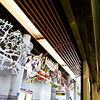 Gold/Rush: Pasadena Station, Inside, Outside