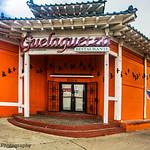 (Former) Front Entrance: The Murals of Guelaguetza Restaurant
