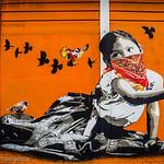 Corn Girl: The Murals of Guelaguetza Restaurant