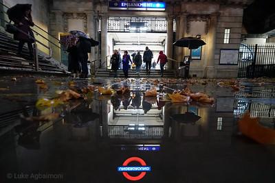 Embankment Station