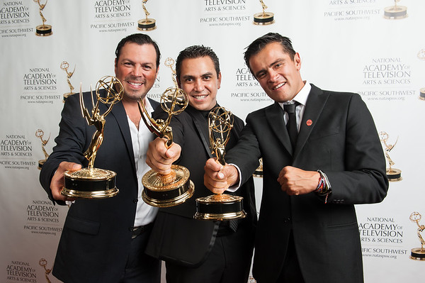 Emmy 2014 Awards Recipeints