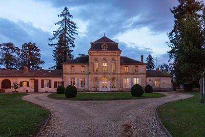 Chateau de Haux