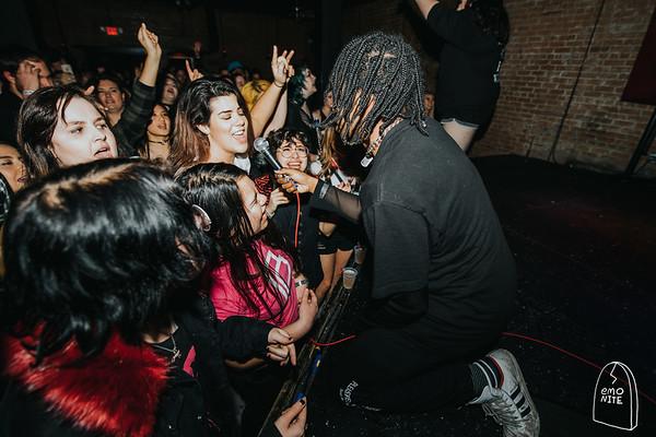 Emo Nite 02/2018 Dallas