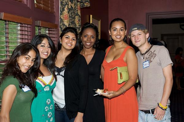 Oxford Continuee Reception - 5-07-2009