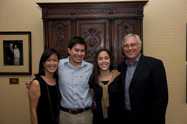 Parents Council Reception - 5-10-2009