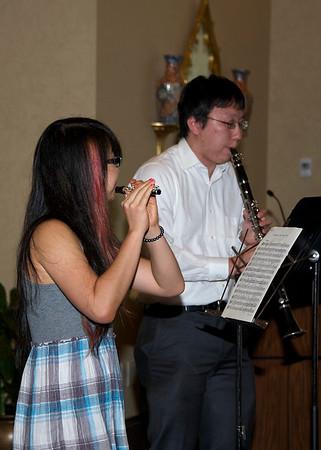 Cherry Emerson Memorial Concert - 5.11.14 - Miller-Ward Alumni House