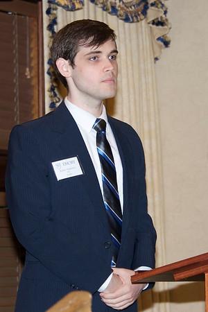 Consecutive Giving Reception - 5.9.14 - Miller-Ward Alumni House