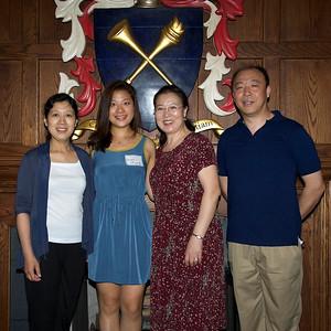 International Graduates Dessert Reception - 5.9.14 - Miller-Ward Alumni House