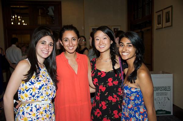 Senior Dessert Reception - 5.8.14 - Miller-Ward Alumni House