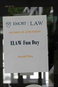Emory Law Fun Day 2019
