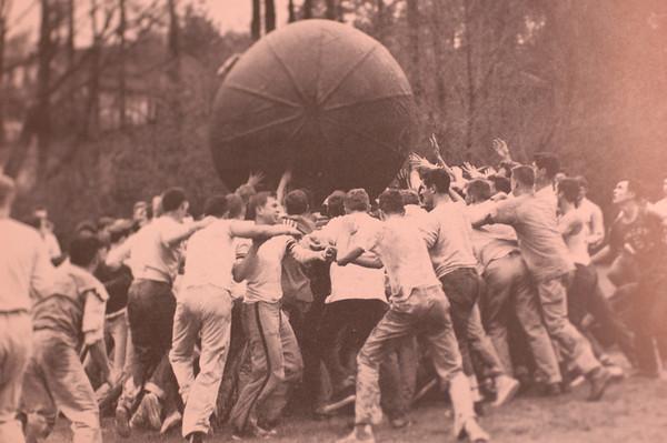 1957 Yearbook Photos