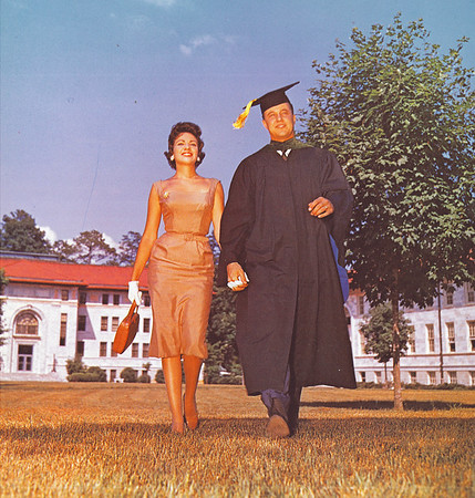 1961 Yearbook Photos
