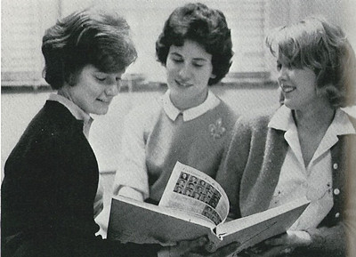 1964 Yearbook Photos