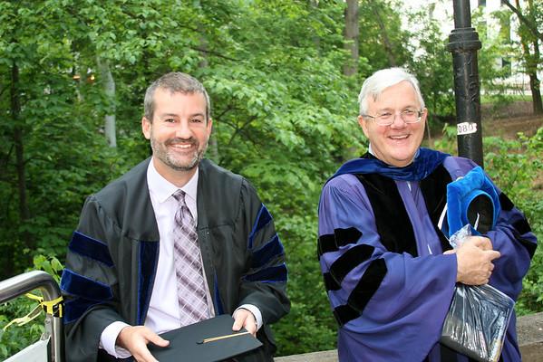 2011 Doctoral Degree Recipients