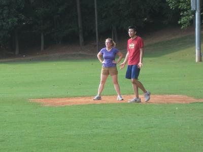 Atlanta Young Alumni Kickball 7.28.12