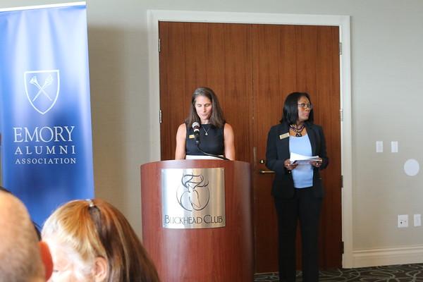 Alumnae Leadership Circle | 6.13.2018 | Buckhead Club