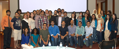 Emory Muslim Alumni Iftar Dinner 7.31.13