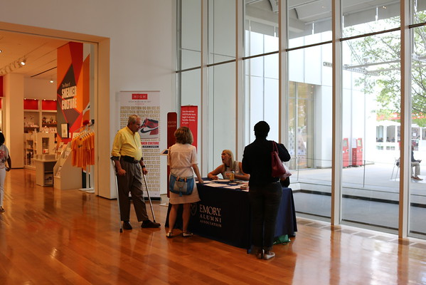 Friday Jazz at the High Museum 7.15.2016