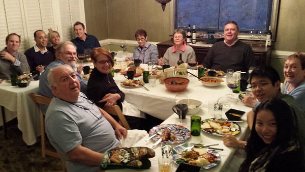 International Thanksgiving Dinners 2013
