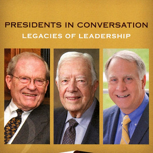 Presidents in Conversation - Carter Center - 2.10.2016