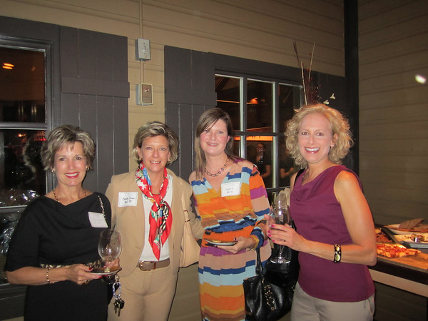 St. Louis Wine Tasting at Edgewild Restaurant and Winery - 10.3.12