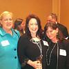 Peggy Liddle, Bridget Ziegler 00L, and Kat Hedrick 09B