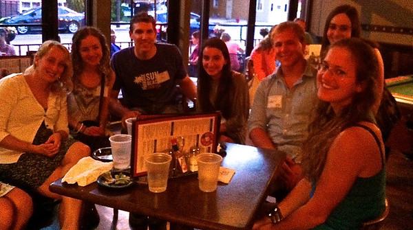 Destination Emory: Chicago 8.7.2013