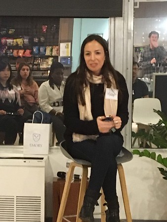 DC Chapter Event with Mindy Reinstein 2/16/17