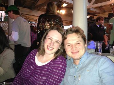 Birmingham Chapter Happy Hour 3.28.13