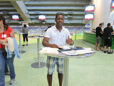 Miami Marlins Game 6.23.12