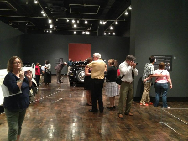 Nashville Alumni at the Frist Museum 9.12.13