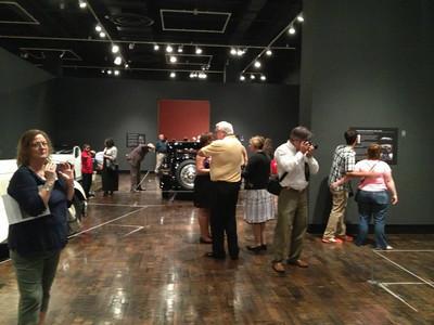 Nashville Alumni at the Frist Museum 9.12.13