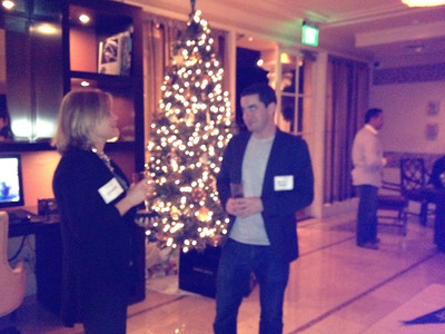 Los Angeles Holiday Social - 12.6.12