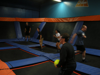 Los Angeles 3-D Dodgeball - 7.22.12