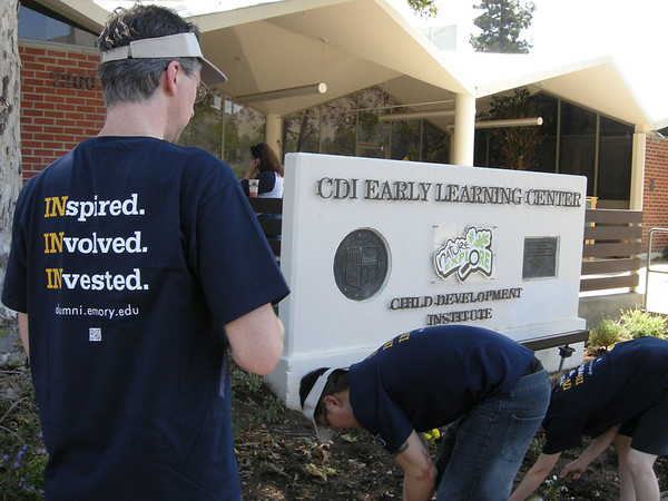 Los Angeles Service Day