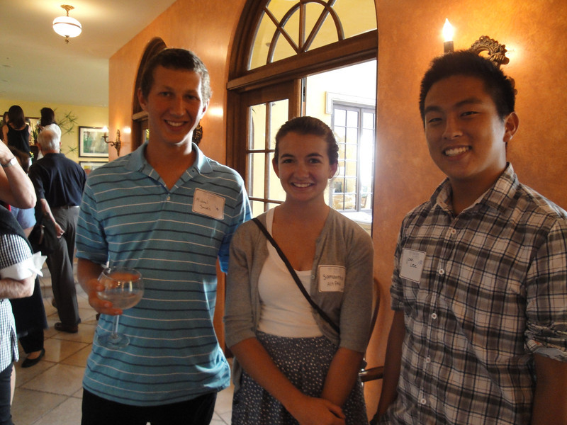 Three of San Diego's Emory Class of 2015!